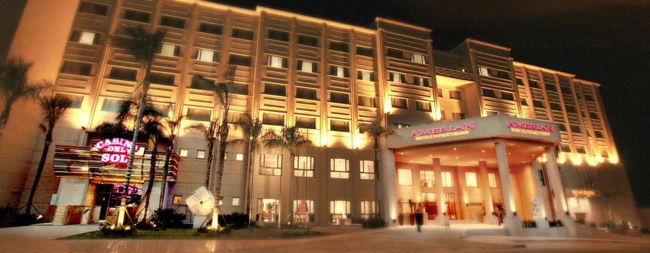 HOTEL AMERIAN CARLOS V